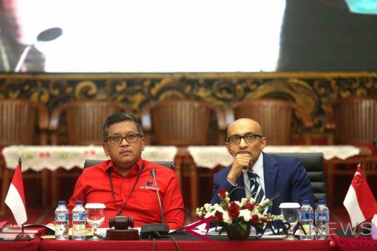 Delegasi LAP Singapura kunjungi PDI Perjuangan