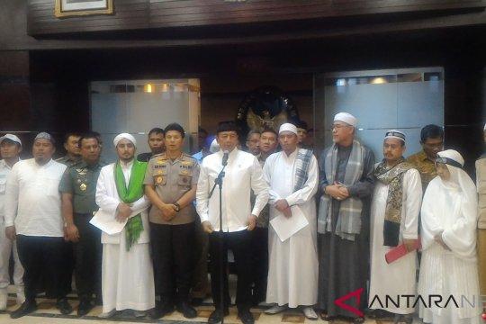Wiranto inisiasi pertemuan dengan ormas Islam