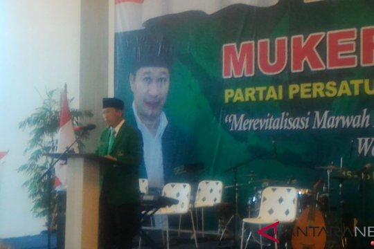 PPP Muktamar Jakarta belum tentukan arah di Pilpres