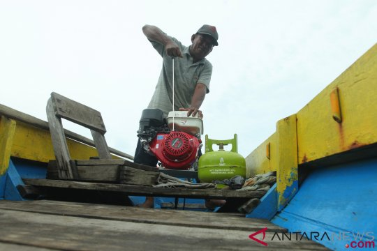 2020, pemerintah bagikan 50 ribu konverter elpiji untuk nelayan-petani