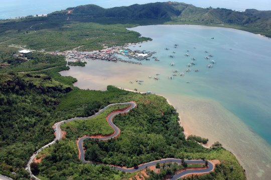 Pesona Padang di mata wisatawan Malaysia