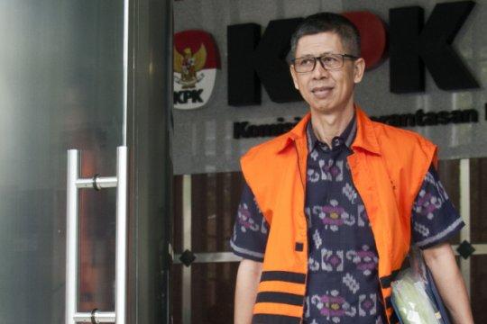 Fuad Amin suap dan bayari hotel eks-Kalapas Bandung