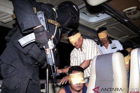 Pemindahan Tahanan Lapas Rajabasa
