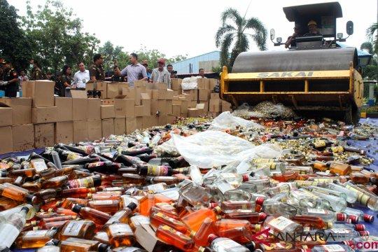 CIPS: pemberantasan minuman keras oplosan mendesak dilakukan