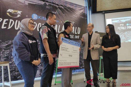 RPX, Kitabisa.com dan ACT salurkan bantuan ke Palu