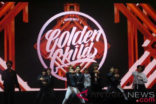 Golden Child tampil perdana di Indonesia