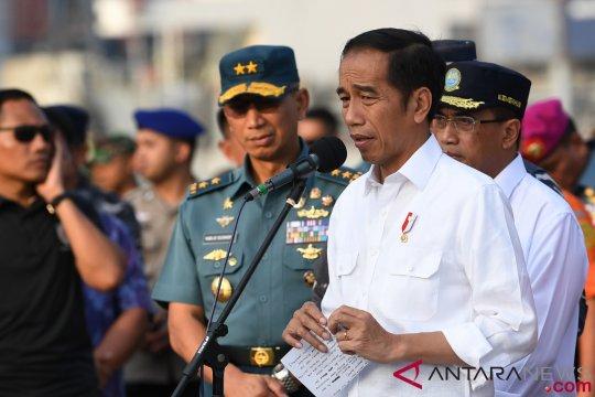 Presiden sampaikan belasungkawa ke keluarga relawan penyelam