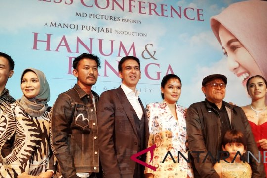 "Hanum Rais belum klarifikasi soal polemik rating film ""Hanum & Rangga"""