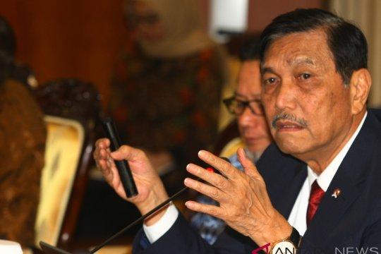 Luhut Pandjaitan bantah Indonesia hidup dari utang