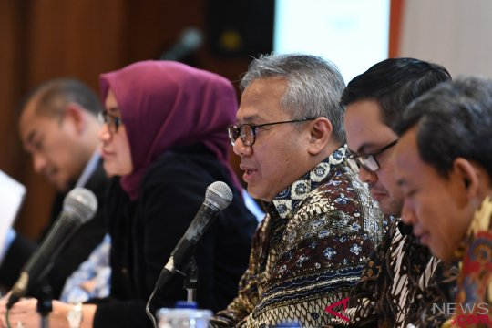 KPU gelar rakornas persiapan Pemilu 2019