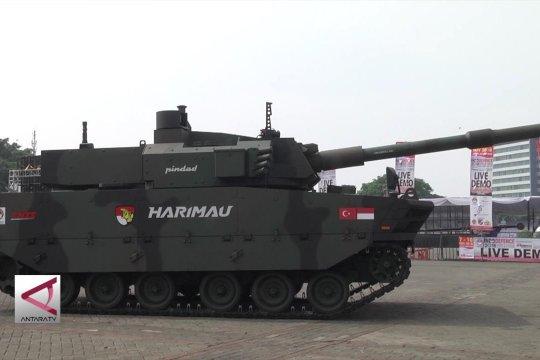 Pindad pamerkan Medium Tank andalan 2018