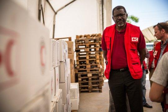 Pastikan bantuan sampai, IFRC  kunjungi korban gempa Lombok