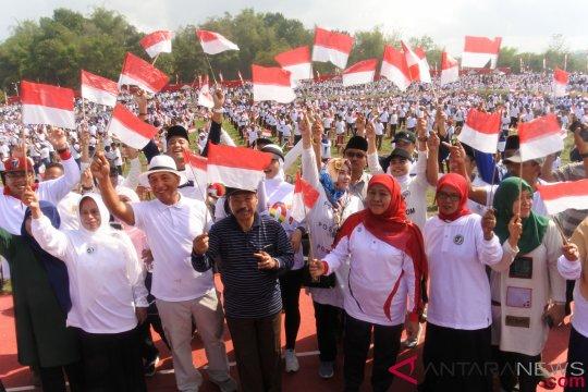 JKSN bergerak menangkan Jokowi-Ma'ruf di NTB