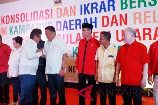TKN Jokowi-Ma'ruf optimistis menang besar di Sulut