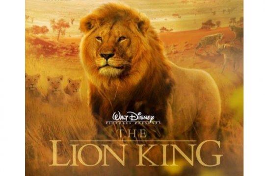 """""""The Lion King"""" raup 14,5 juta dolar dalam debut di China"""