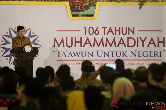 Wapres Hadiri Milad Muhammadiyah
