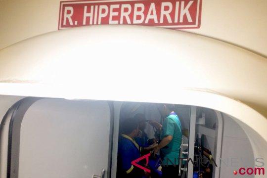 RS Polri buka layanan hiperbarik untuk penyelam Basarnas