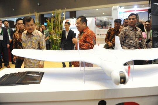 "Wapres harap ""Indo Defence"" tingkatkan kualitas alutsista Indonesia"
