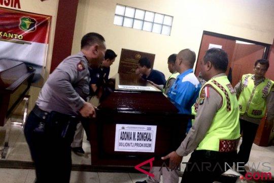 RS Polri akan terbitkan sertifikat kematian untuk WNA korban Lion Air JT 610