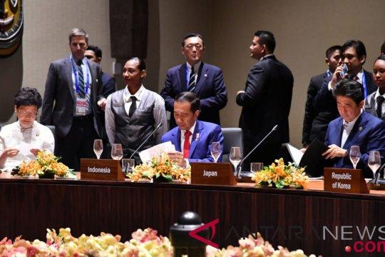 Presiden Jokowi terus inovasi bidang pembiayaan infrastruktur