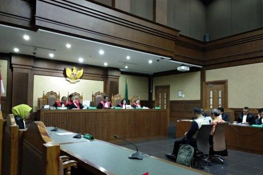 Perantara pemberian uang Setnov divonis 10 tahun penjara