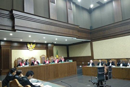 Bekas pejabat di Kementerian Pertanian divonis enam tahun penjara