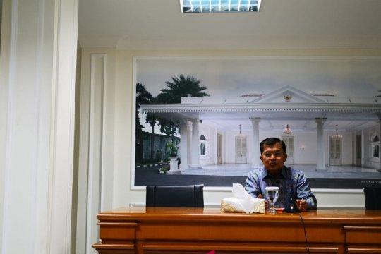 Jusuf Kalla katakan tidak semua kebijakan harus dibicarakan dengan pengusaha