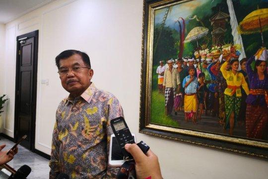 Wapres sebut kebetulan Dahnil Jubir Prabowo-Sandi
