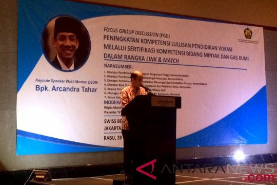 Archandra sebut PNS Indonesia dipensiunkan di usia produktif