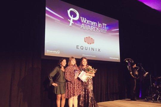 Daftar pemenang Women in IT Awards Silicon Valley 2018