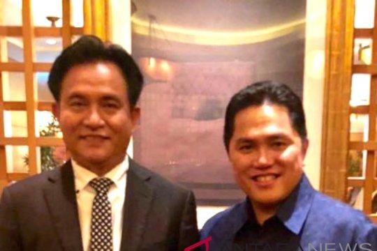 "PBB: Yusril jadi ""lawyer"" Jokowi-Ma'ruf langkah strategis"
