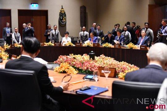 Presiden tekankan pentingnya infrastruktur di hadapan KTT APEC