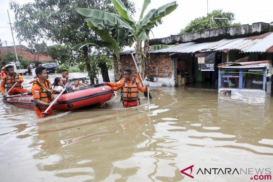 WALHI: banjir Palembang akibat drainase kurang memadai