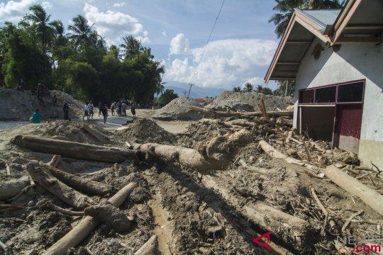 GP Ansor dan Sedulur Jowo galang bantuan untuk korban banjir bandang