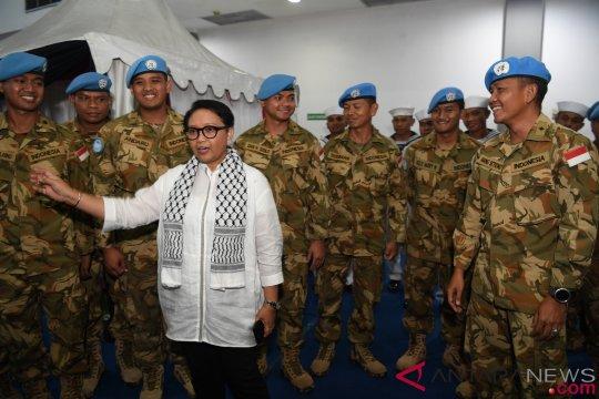 Menlu paparkan tujuan diplomasi di Unhas