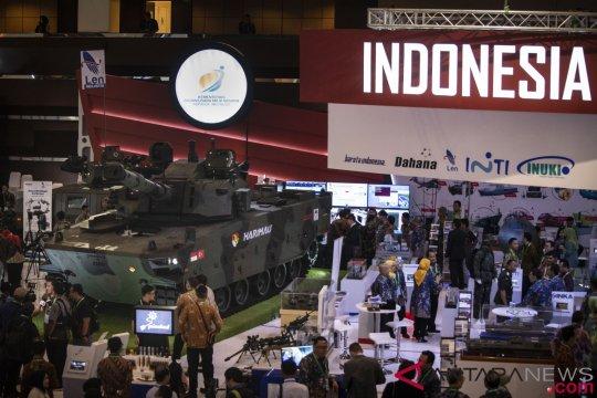 Pembukaan Indo Defence 2018