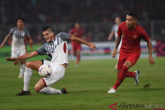 Sven-Goran Eriksson: timnas Indonesia bermasa depan cerah