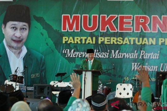 Mukernas PPP Muktamar Jakarta
