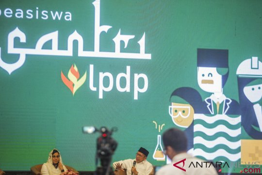 Peluncuran Beasiswa Santri LPDP