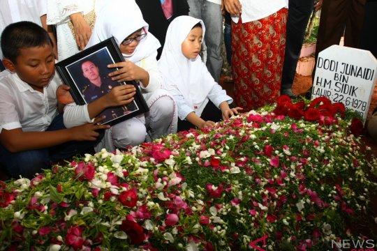 HM Prasetyo berikan pangkat anumerta jaksa korban Lion Air