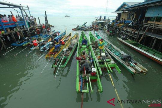 Bantuan Konverter BBM ke LPG Untuk Nelayan