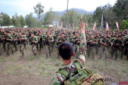 Pembentukan Pasukan Raider