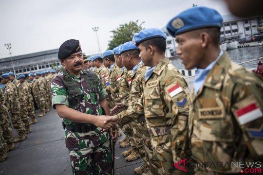 TNI tingkatkan diplomasi militer dukung diplomasi luar negeri