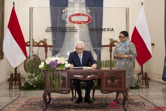 Menlu Polandia anggap Indonesia mitra penting di Asia Tenggara