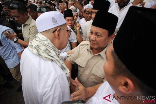 Prabowo Subianto bilang Sunan Ampel inspirasi masa depan Islam