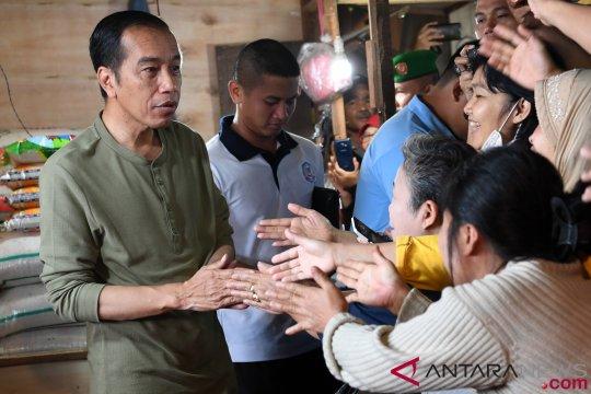 "Jokowi yakin anak muda tidak takut politik ""genderuwo"""