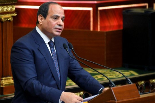 Mesir keluar dari koalisi keamanan anti-Iran pimpinan AS