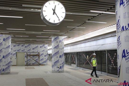 Manajemen MRT kemungkinan akan bangun stasiun di stadion BMW
