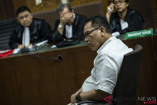 Dudy Jucom divonis 8 tahun penjara dan bayar uang pengganti Rp4,2 miliar