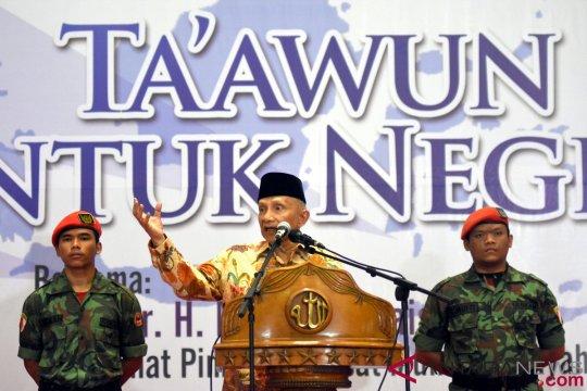 Tanggapan Ikatan Mahasiswa Muhammadiyah soal pernyataan Amien Rais